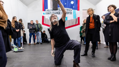 Performance: Frank Wasser, The slow abrogation of the...