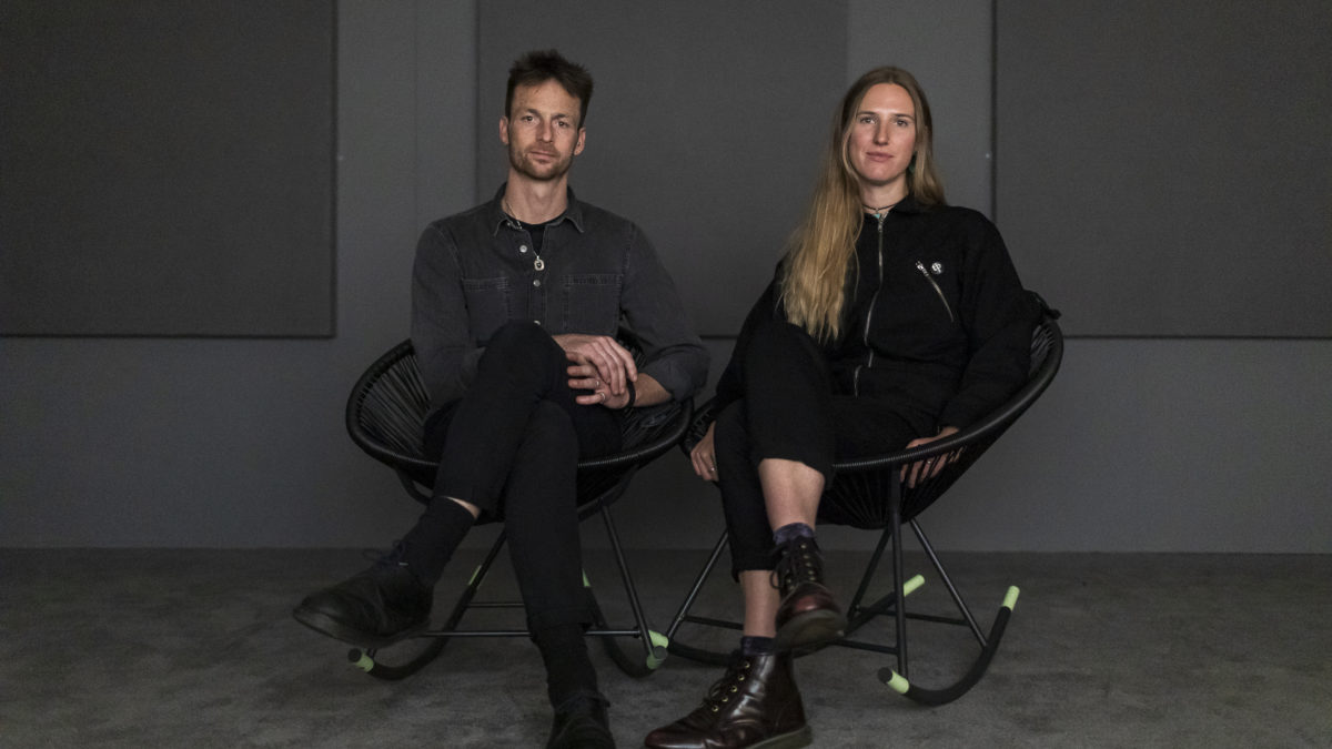 Artist-duo Webb-Ellis discuss For The First Baby Born in Space, commissioned for Jerwood/FVU Awards 2019: Going, Gone, with writer, Emily LaBarge. This talk is programmed as part of the Jerwood/FVU Awards 2019: Going, Gone exhibition, featuring two new moving-image commissions by Webb-Ellis and Richard Whitby.