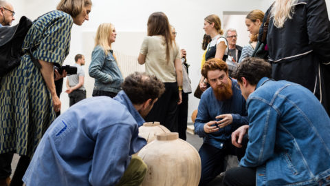 Jerwood Lates: Curator's Tour with Head of Visual Arts, Harriet Cooper