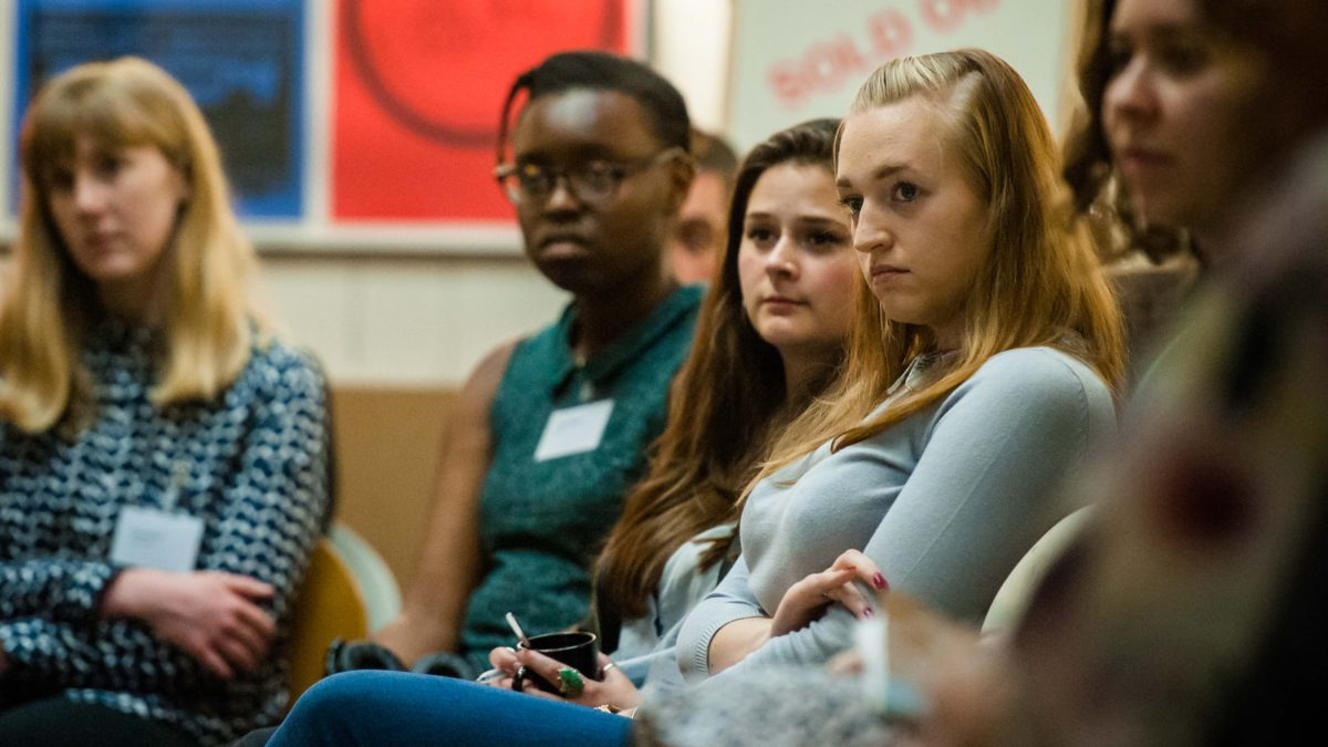 Weston Jerwood Creative Bursaries, Andrew Lloyd Webber Foundation Training Programme. Image: Outroslide Photography