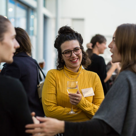 Weston Jerwood Creative Bursaries Closing Reception