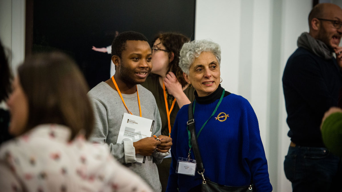 Weston Jerwood Creative Bursaries, 2018. Image: Outroslide Photography