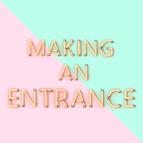 Milk Presents: Making An Entrance