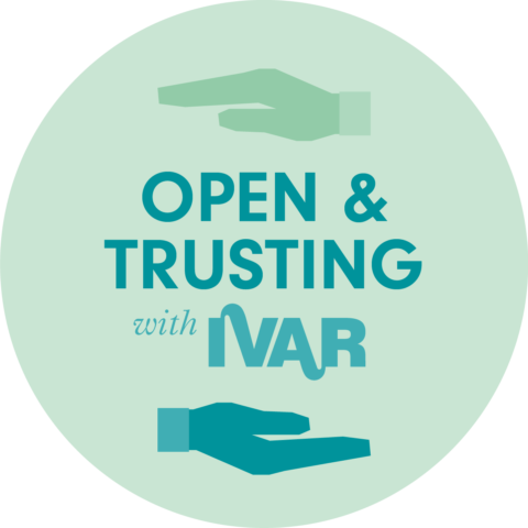 Open & trusting grant-making badge